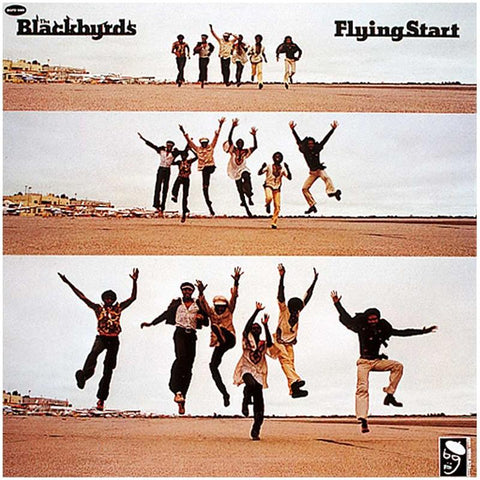 The Blackbyrds - Flying Start [LP]