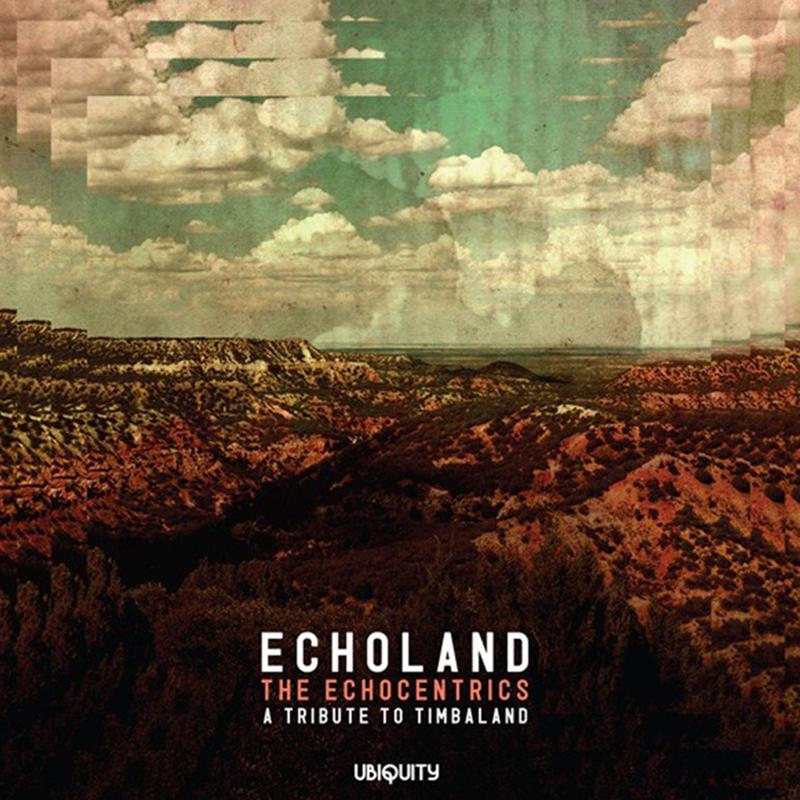 The Echocentrics - Echoland EP: A Tribute To Timbal [12