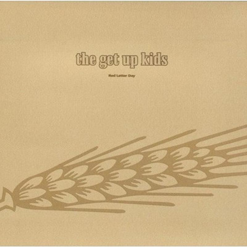 The Get Up Kids - Red Letter Day [10'']