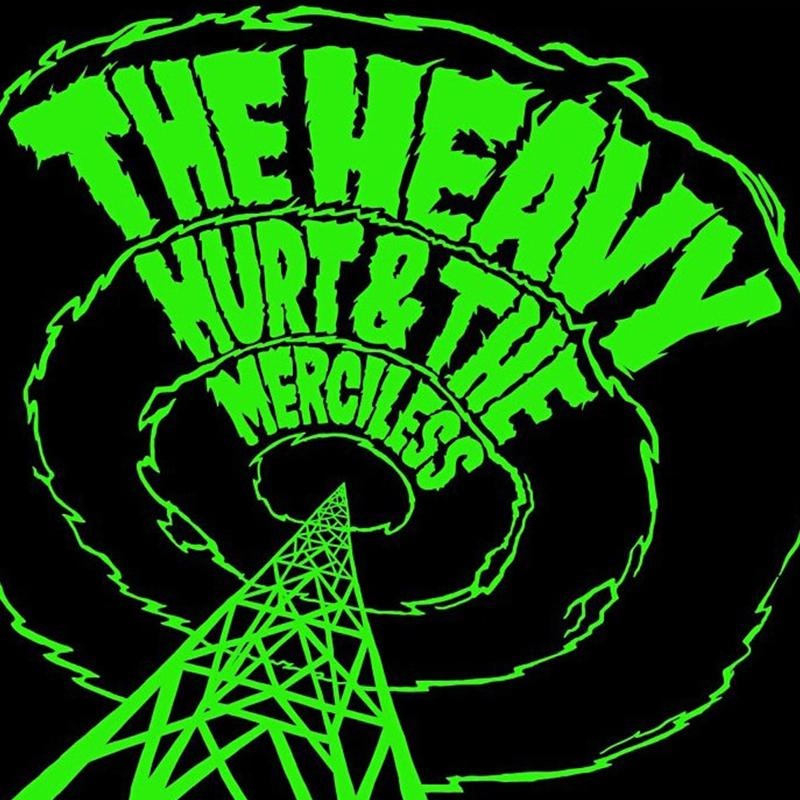 The Heavy - Hurt & The Merciless [LP]