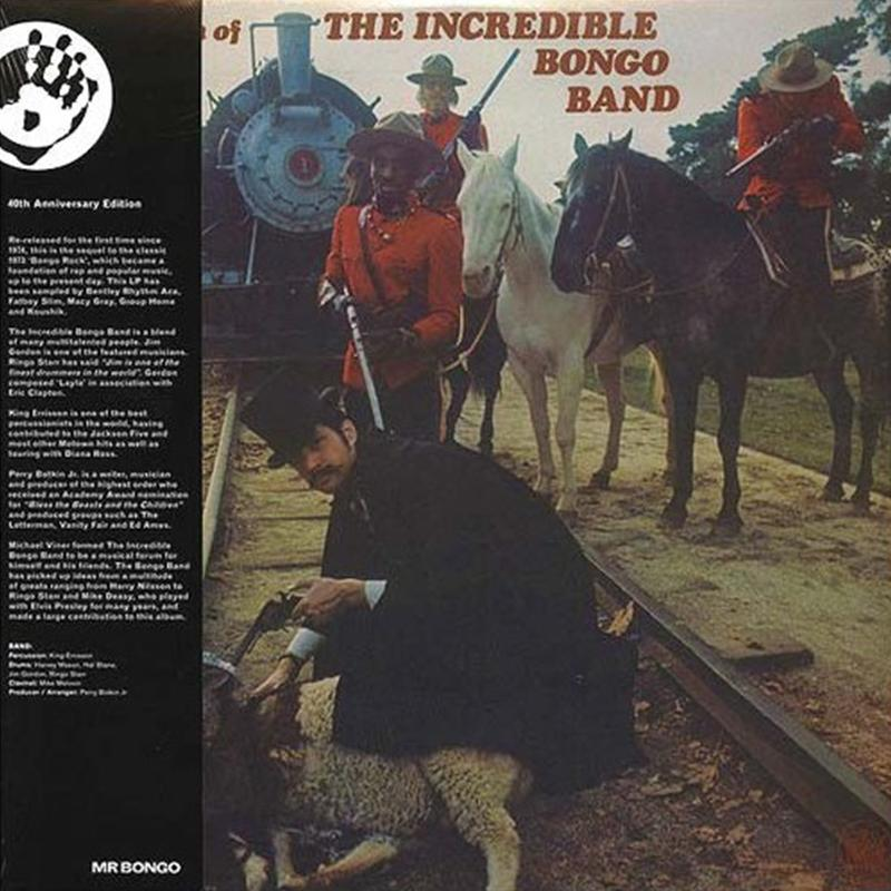 The Incredible Bongo Band - Return Of The Incredible Bongo Rock Band [LP]