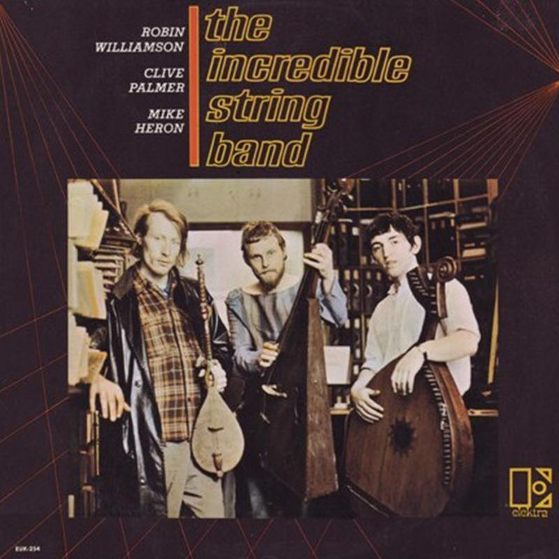 The Incredible String Band - The Incredible String Band [LP]