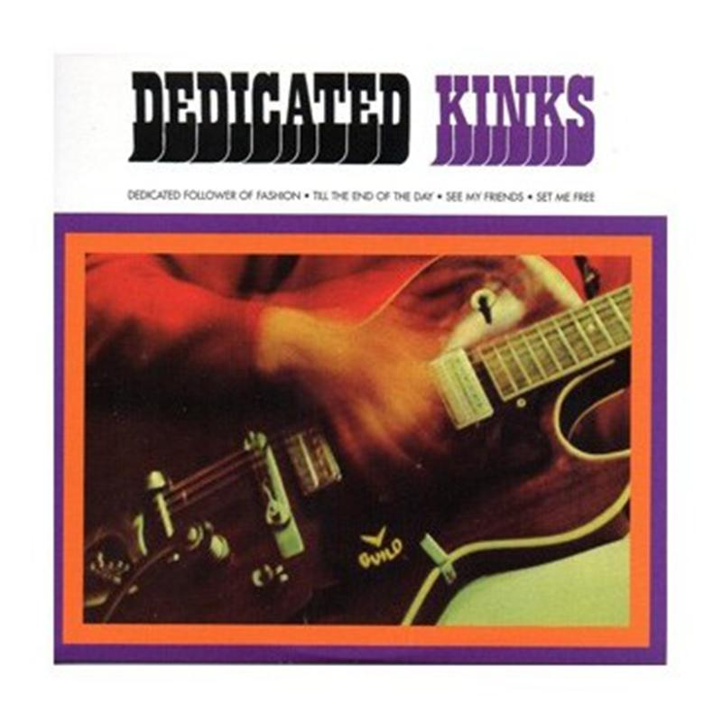 The Kinks - Dedicated Kinks [7'' EP]