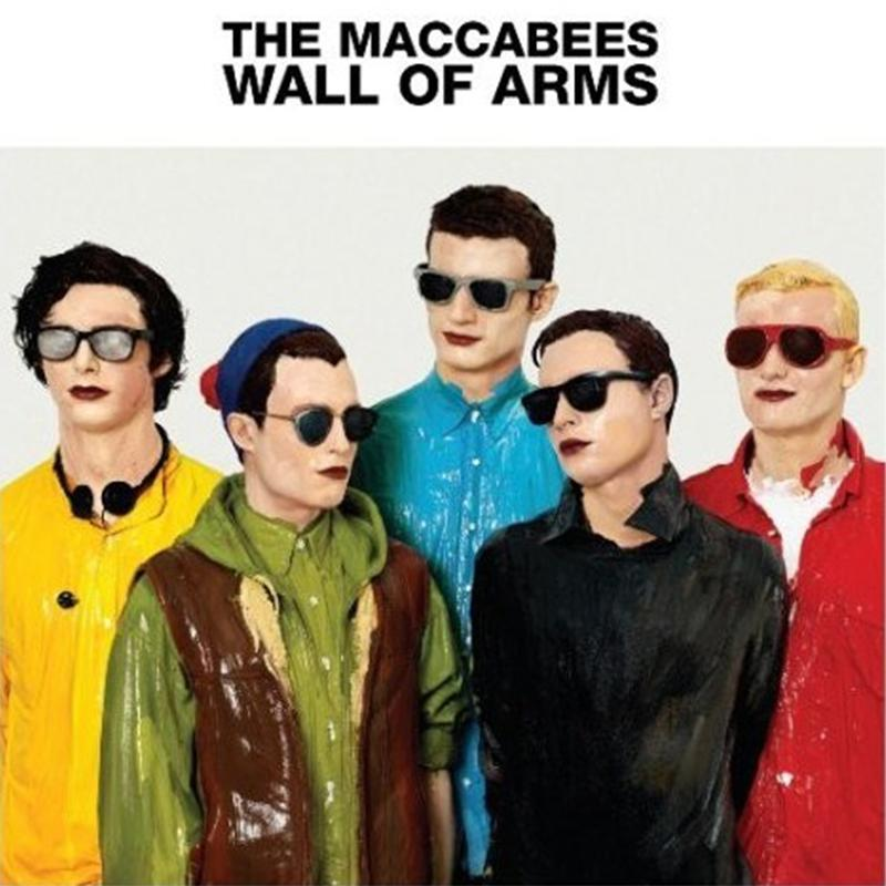 The Maccabees - Wall Of Arms [LP]