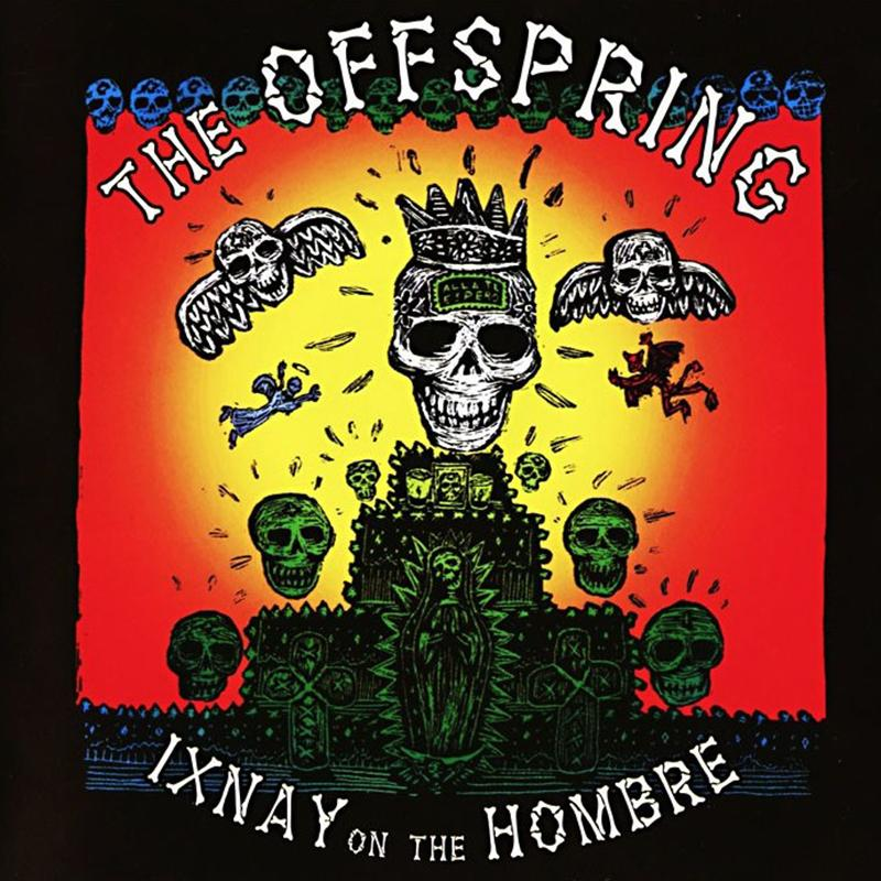 The Offspring - Ixnay On The Hombre [LP]
