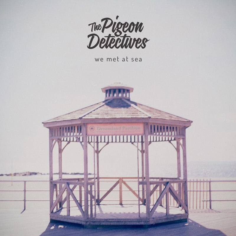 The Pigeon Detectives - We Met At Sea [LP]