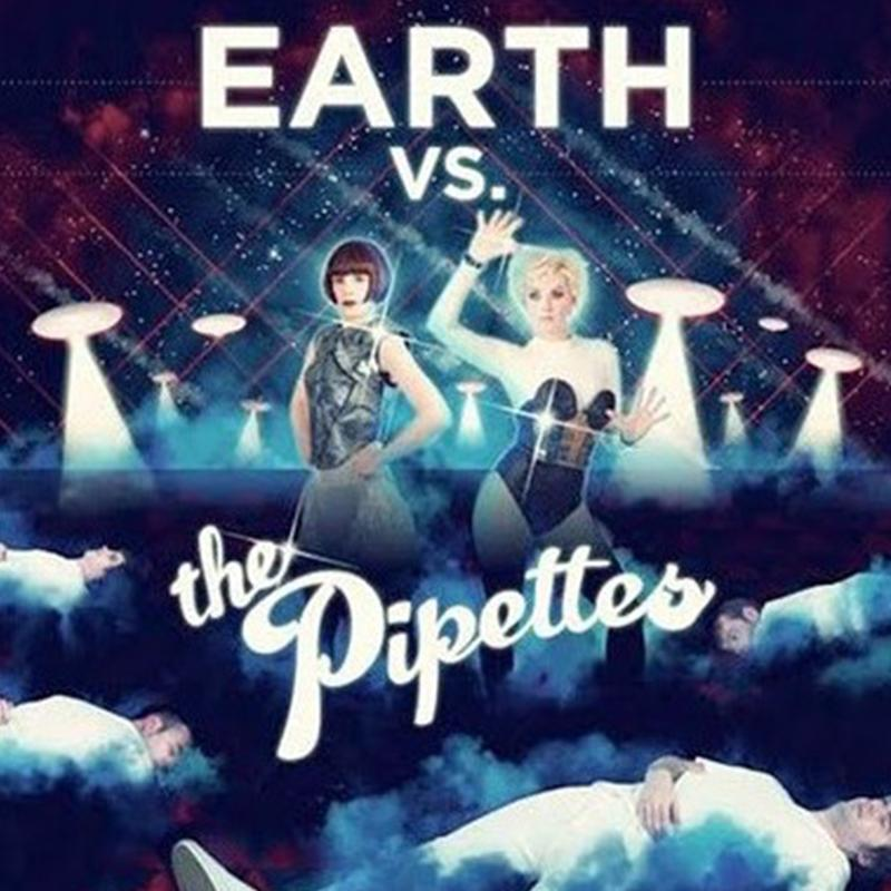 The Pipettes - Earth vs. The Pipettes [LP]