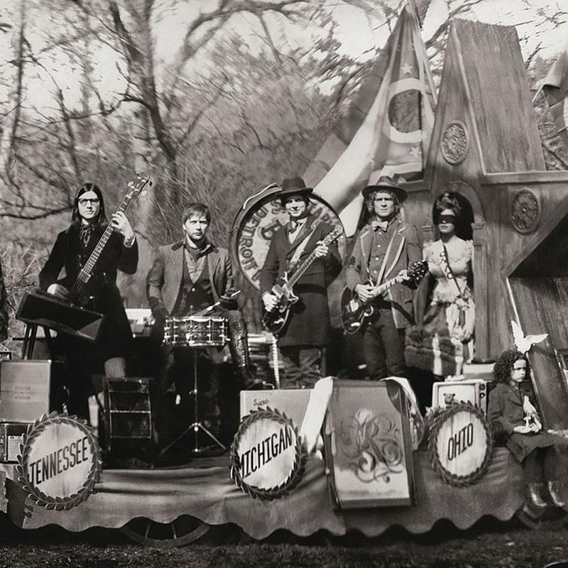 The Raconteurs - Consolers Of The Lonely [2LP]