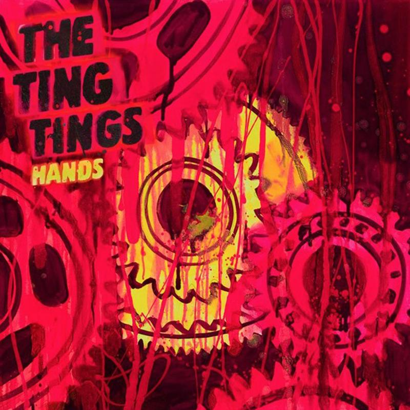 "The Ting Tings - Hands (Remixes) [12""]"