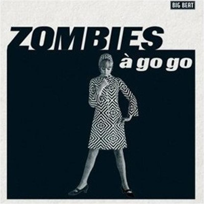 "The Zombies - A Go Go [7""]"