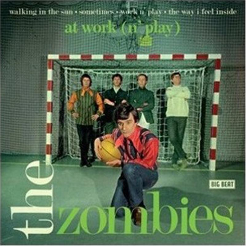 "The Zombies - At Work (n' play) [7""]"
