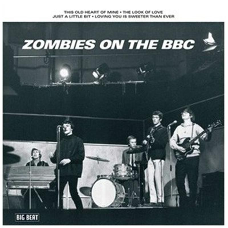 "The Zombies - Zombies On The BBC [7""]"