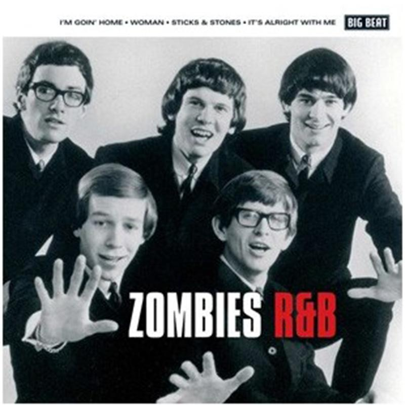 "The Zombies - Zombies R&B [7""]"