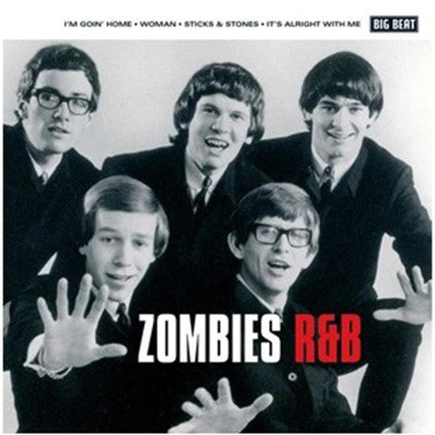 The Zombies - Zombies R&B [7