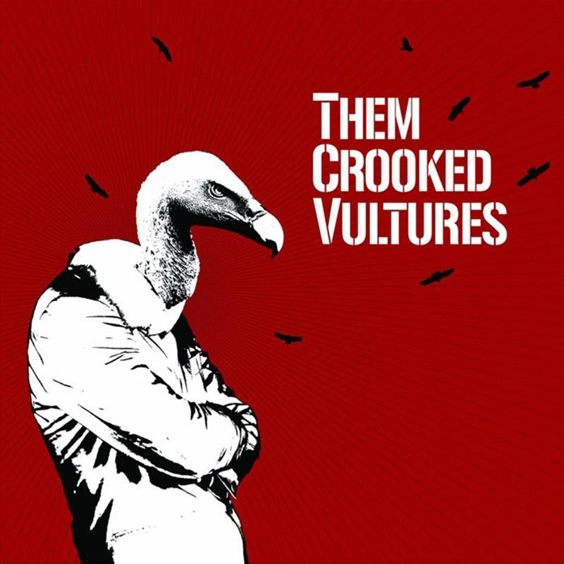 Them Crooked Vultures - Them Crooked Vultures [2LP]