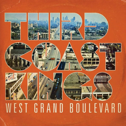 Third Coast Kings - West Grand Boulevard [LP]