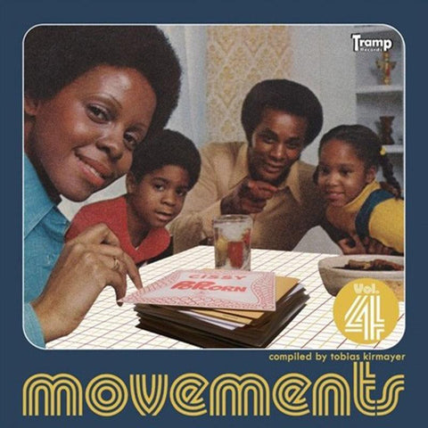 Various Artists - Movements Vol. 4 [LP]