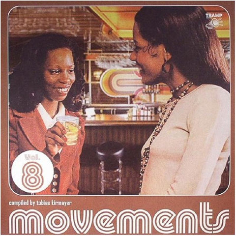 Various Artists - Movements Vol. 8 [2LP]