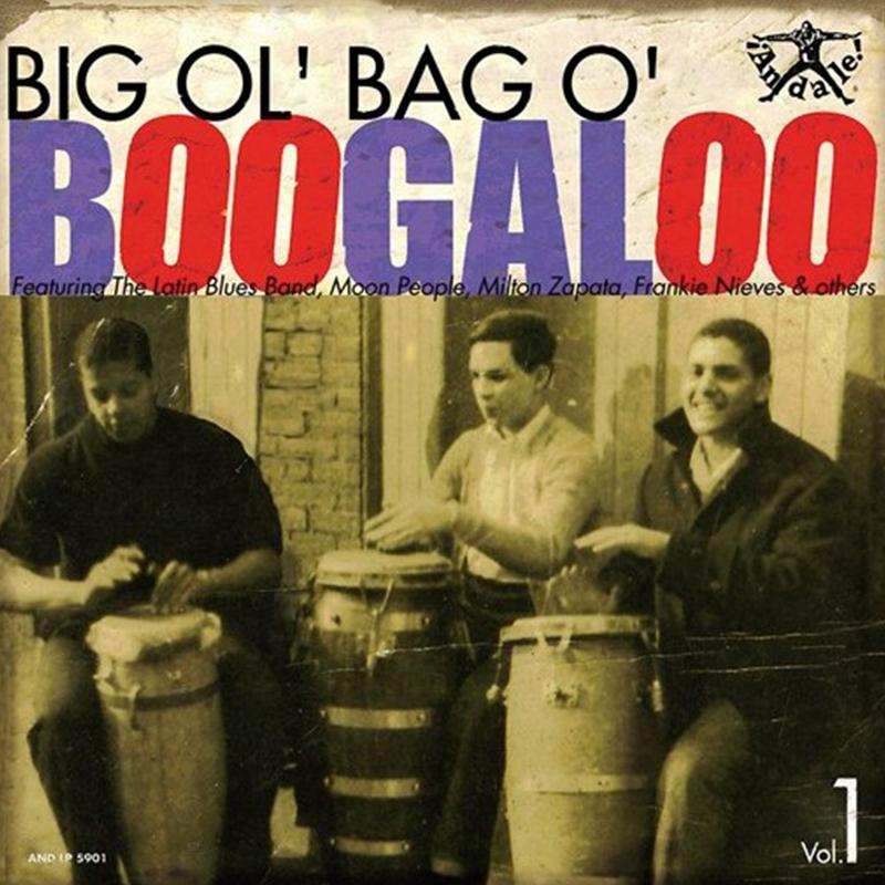 Various Artists - Big Ol Bag O Boogaloo Vol. 1 [LP]