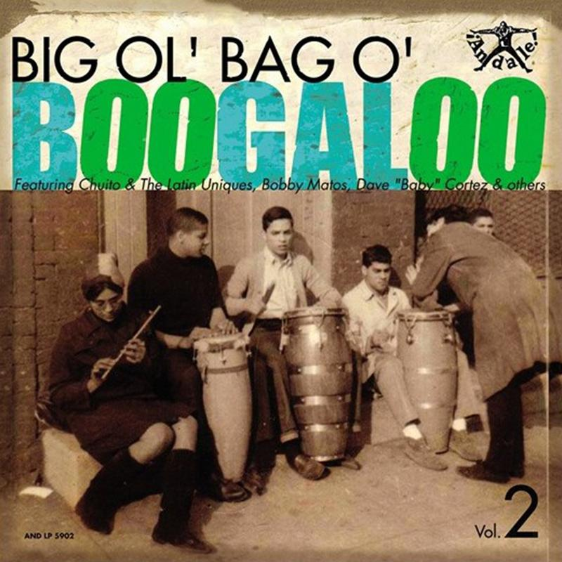 Various Artists - Big Ol Bag O Boogaloo Vol. 2 [LP]