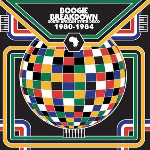 Various Artists - Boogie Breakdown: South African Synth-Disco (1980-1984) [LP]