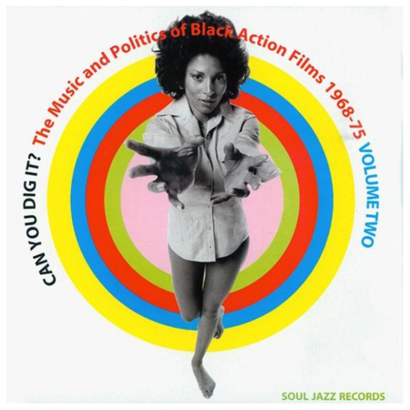 Various Artists - Can You Dig It? The Music And Politics Of Black Action Films 1968-1975 Vol. 2 [2LP]