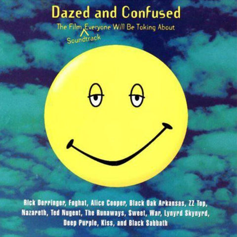 Various Artists - Dazed and Confused OST [2LP]