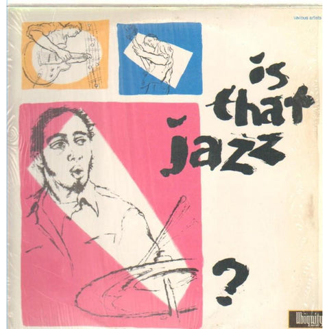 Various Artists - Is That Jazz? Vol. 1 [LP]