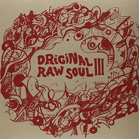 Various Artists - Original Raw Soul III [3LP]