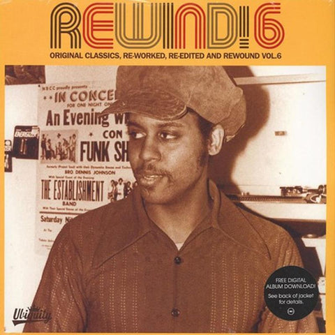 Various Artists - Rewind Vol. 6 [LP]