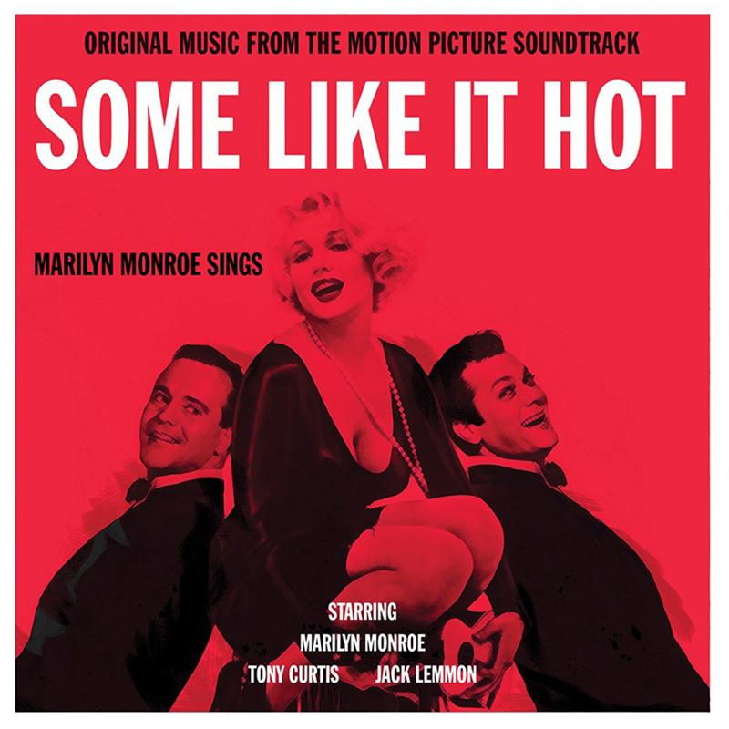 Various Artists - Some Like It Hot OST [LP] (180G)