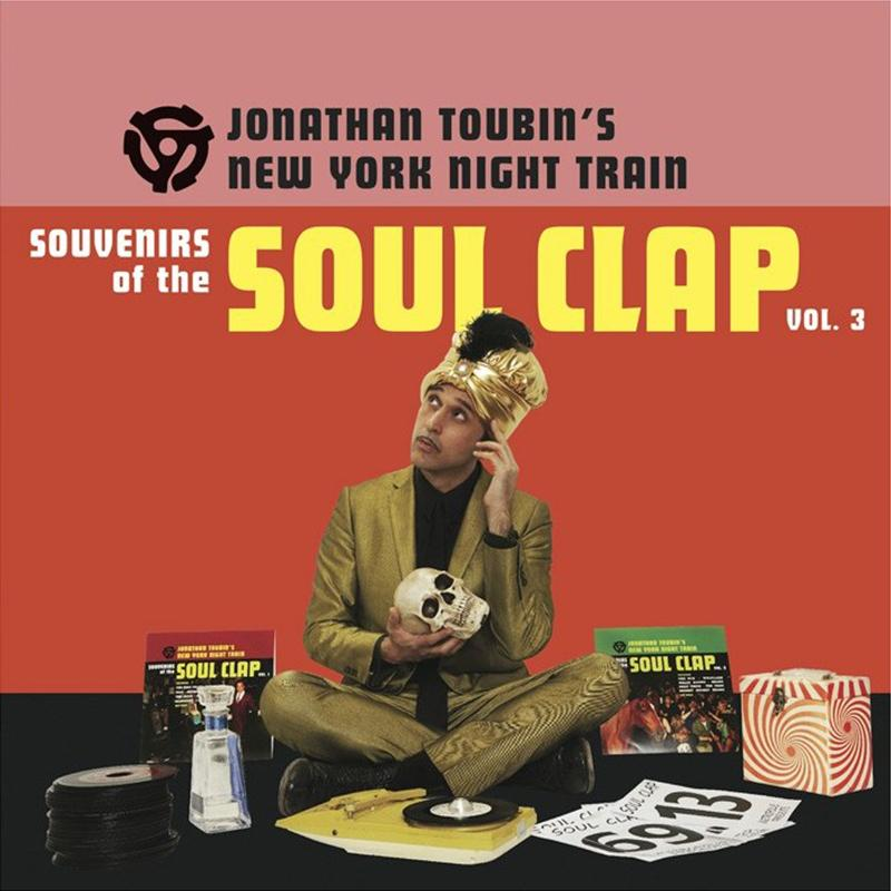 Various Artists - Souvenirs Of The Soul Clap Vol. 3 [LP]