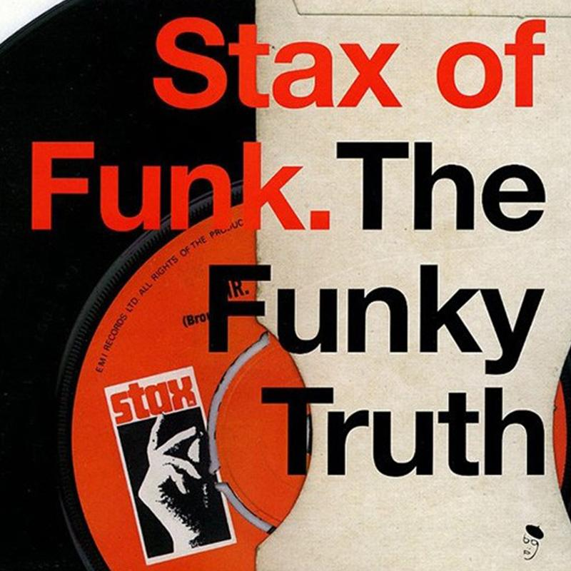 Various Artists - Stax Of Funk: The Funky Truth [2LP]