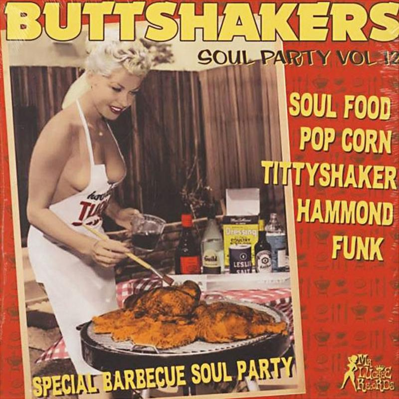 Various Artists - Buttshakers! Soul Party Vol. 12 [LP]