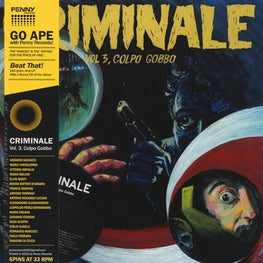 Various Artists - Criminale Vol. 3: Colpo Gobbo [LP]