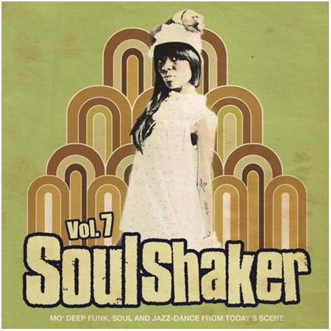 Various Artists - Soulshaker Vol. 7 [LP]