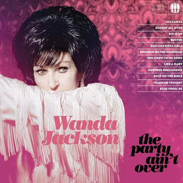 Wanda Jackson - The Party Ain't Over [LP]