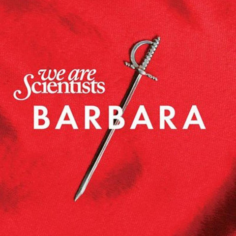 We Are Scientists - Barbara [LP]