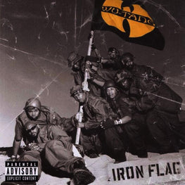 Wu-Tang Clan - Iron Flag [2LP]