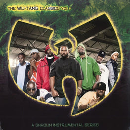 Wu-Tang Clan - The Wu-Tang Classics Vol 1 (A Shaolin Instrumental Series) [2LP]