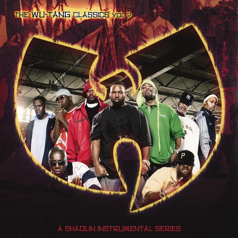 Wu-Tang Clan - The Wu-Tang Classics Vol 2 (A Shaolin Instrumental Series) [2LP]