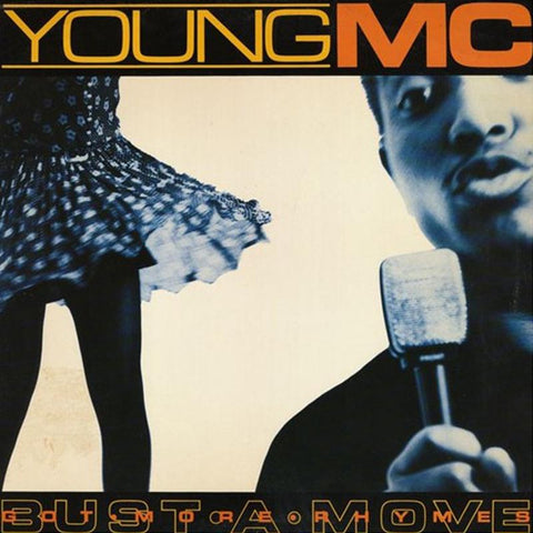 "Young MC - Bust A Move [12""]"