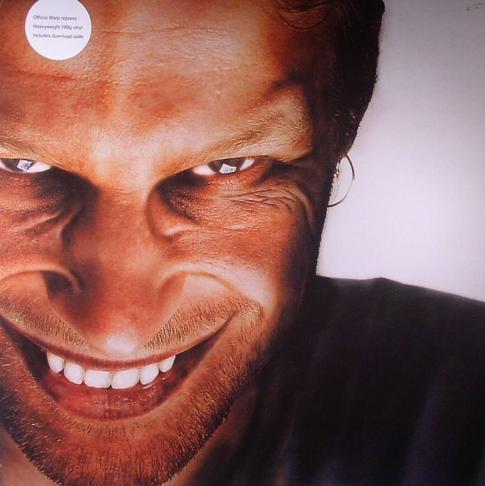 Aphex Twin - Richard D. James Album (180g Vinyl LP)
