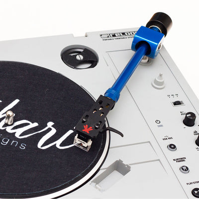 Reloop/Vestax QRM Colored Tone Arms + Preamp Kit | Bihari