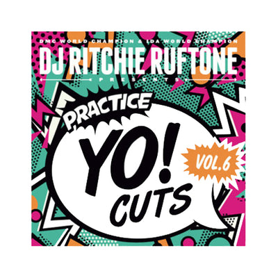 "Practice Yo! Cuts 7"" Vol. 6"