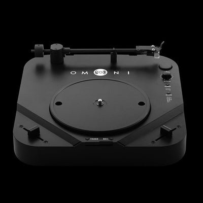 HEADACHE SOUND | OMNI PORTABLE DVS TURNTABLE