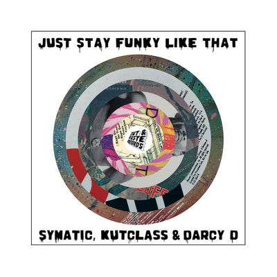 Just Stay Funky Like Za 7""