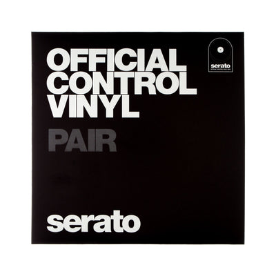 "7"" Serato Performance Series Black Record ""Pair"""