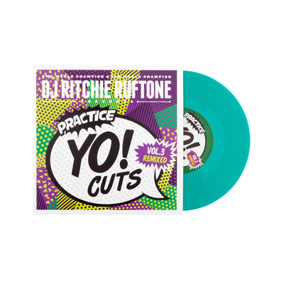 "Practice Yo! Cuts 7"" Vol. 3"