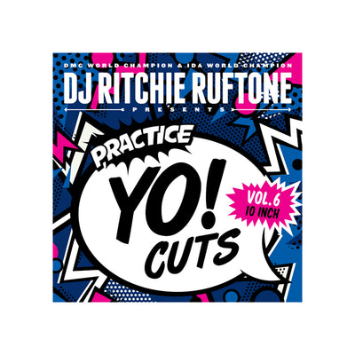 "Practice Yo! Cuts 10"" Vol. 6"